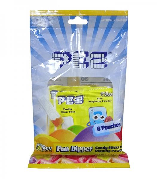 PEZ Fun Dippers 48g