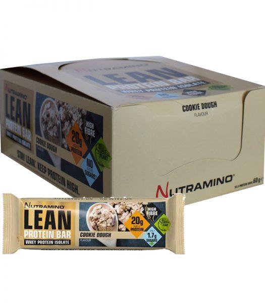 """Hel Låda Proteinbars """"Cookie Dough"""" 16 x 60g - 46% rabatt"""