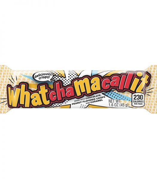 """Godis """"Watchamacallit"""" 45g - 23% rabatt"""