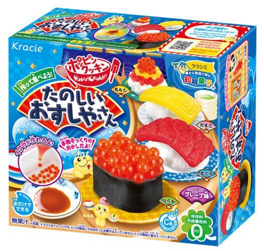 Popin Cookin DIY Fun Sushi Kit