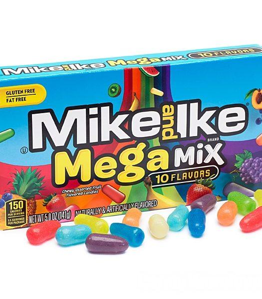 Mike & Ike Mega Mix Box 141g