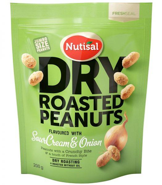 Jordnötter Torrostade & Kryddade 200g - 36% rabatt