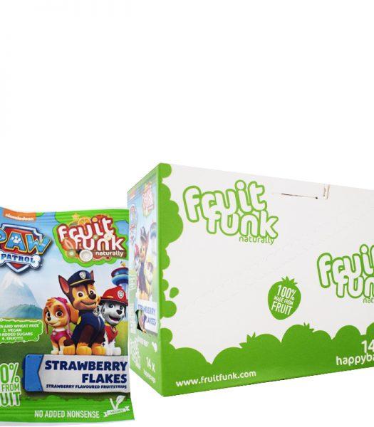 Fruktflingor Paw Patrol med jordgubbssmak 14-pack - 54% rabatt