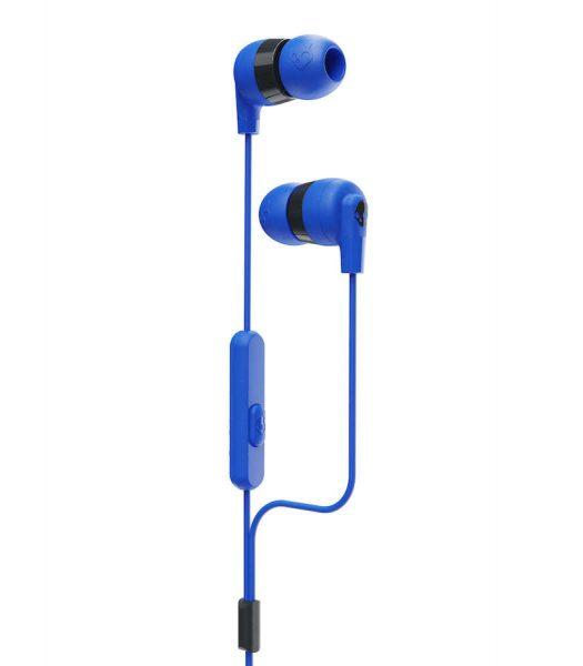 SKULLCANDY Hörlur INKD+ In-Ear Mic1 - Blå