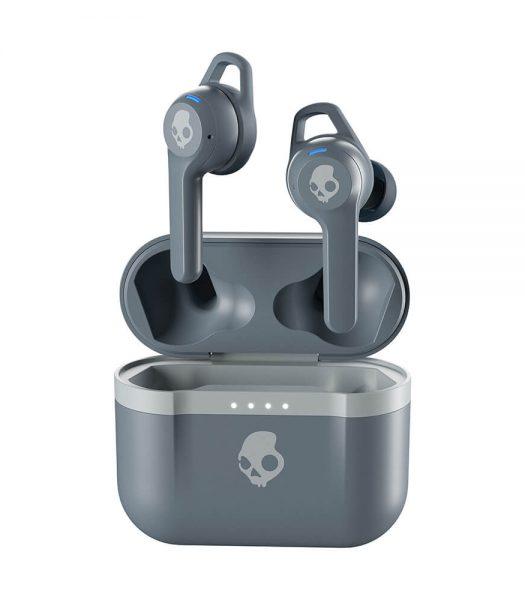 SKULLCANDY Indy Evo True Wireless hörlur In-Ear - Grå