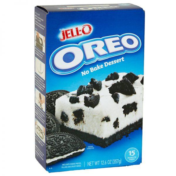 Jello Oreo No Bake Dessert 357g
