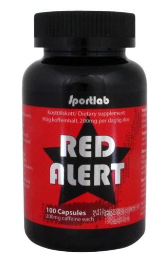 Sportlab Red Alert 100 kapslar