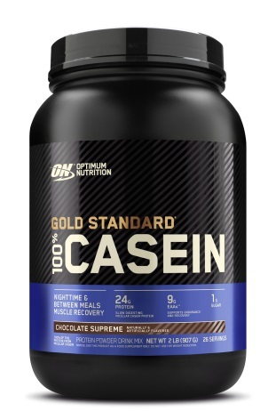 Optimum Nutrition 100% Gold Standard Casein 908g - Chocolate