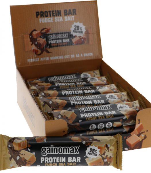 Proteinbars Fudge 15-pack - 31% rabatt