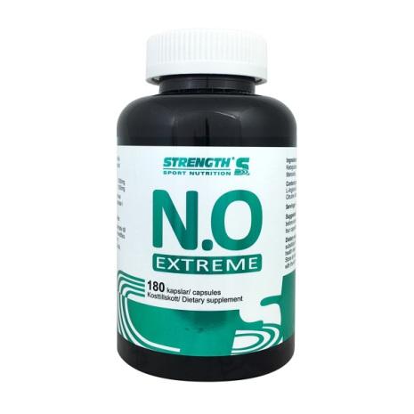 Strength NO Extreme - 180 kapslar
