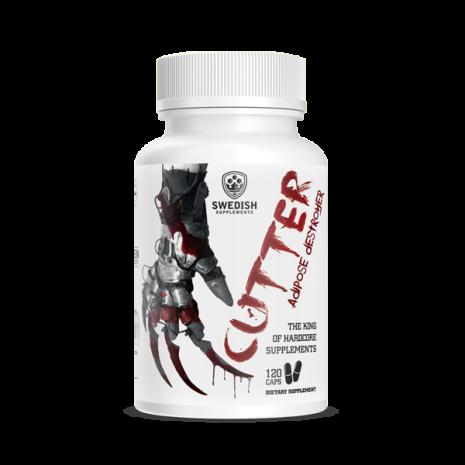 Swedish Supplements Cutter 120 caps