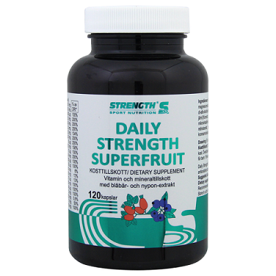 Strength Daily Strength Superfruit - 120cps