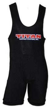 Titan Classic Singlet Svart - XXL