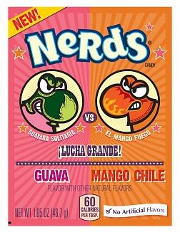 Nerds Dulceria Guava & Mango Chile 46g