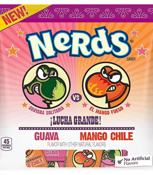 Nerds Dulceria Guava & Mango Chile Bag 85g
