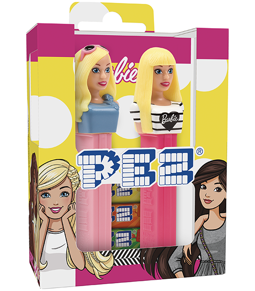 PEZ Barbie Twinpack
