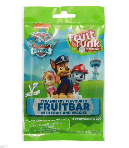 Paw Patrol Fruktbar 3-Pack