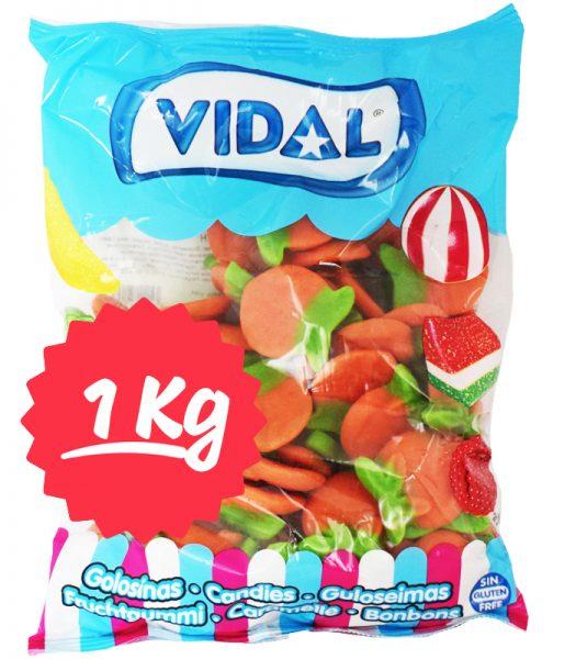 """Godis """"Peach"""" 1kg - 74% rabatt"""