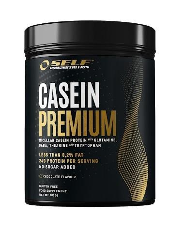 SELF Casein Premium 1kg - Banana Nut