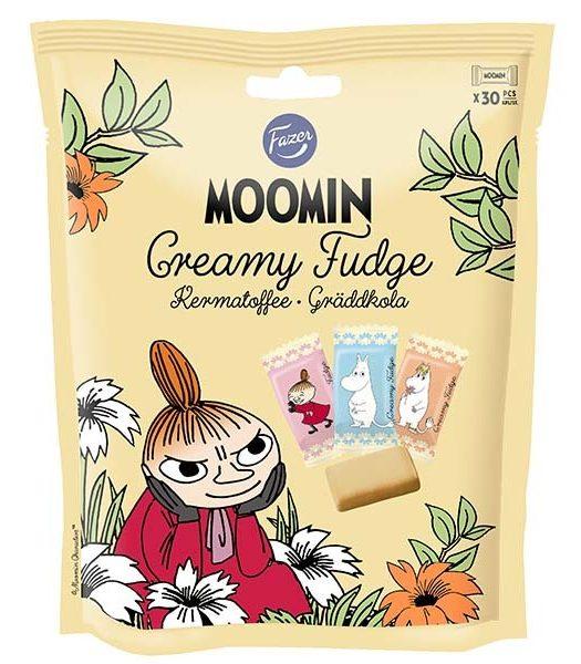 Moomin Creamy Fudge 160g