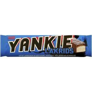 Yankie Bar Lakrits 50g
