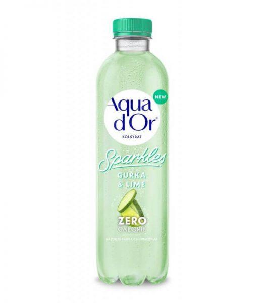 Aquador Sparkles Gurka & Lime 50cl
