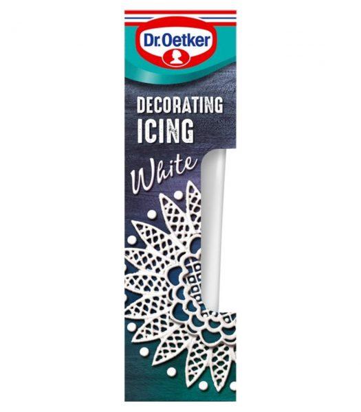 Dr. Oetker White Decorating Icing 50g