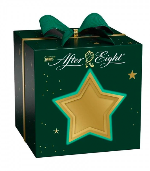 After Eight Xmas Box 83G
