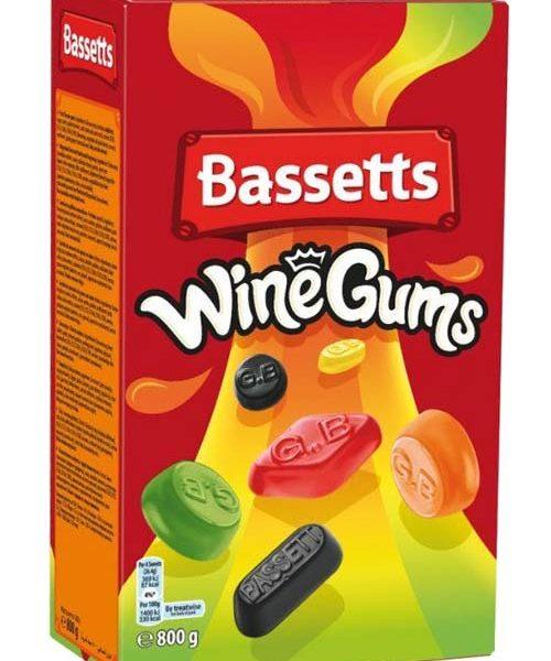 Bassett's Winegum 800g