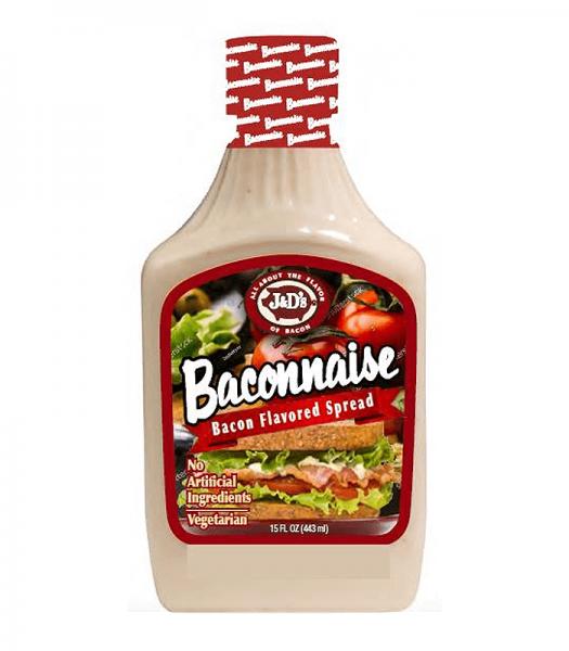 J&Ds Baconnaise Spread 425g