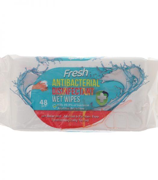 Antibakteriella Servetter 48-pack - 60% rabatt
