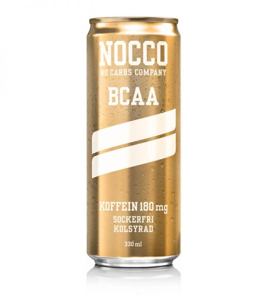 NOCCO BCAA 330ml 3 Years Limited Edition