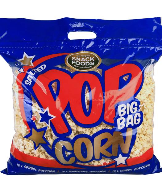 Big Bag Popcorn 600g