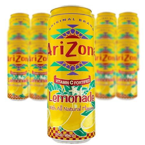 Arizona Lemonade - 24 st x 68 cl