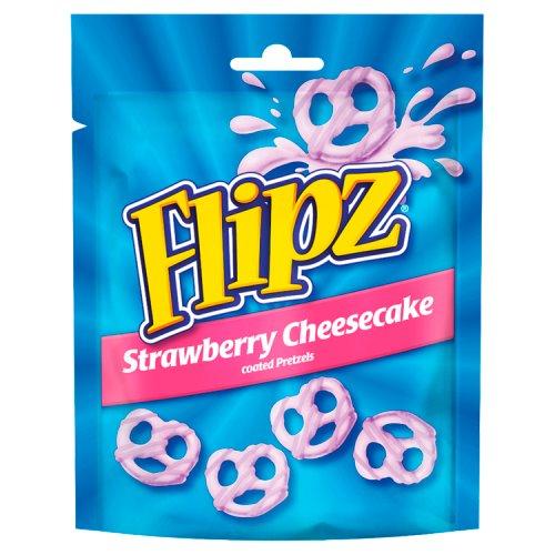 Mcvities Flipz Strawberry Cheesecake 90g