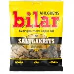 Ahlgrens Bilar Saltlakrits 100 gr
