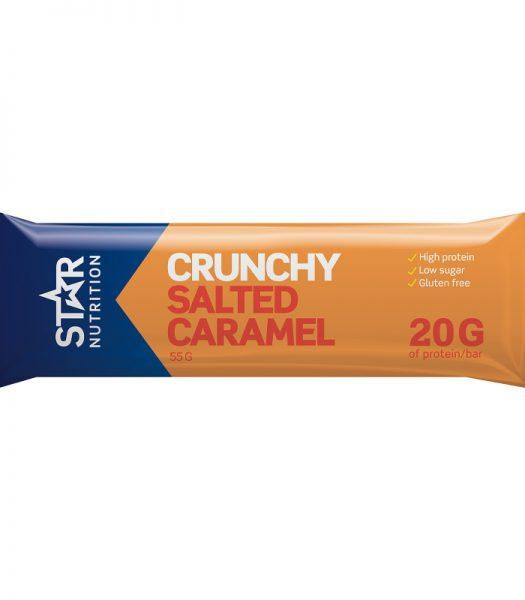 Proteinbar Salted Caramel - 15% rabatt