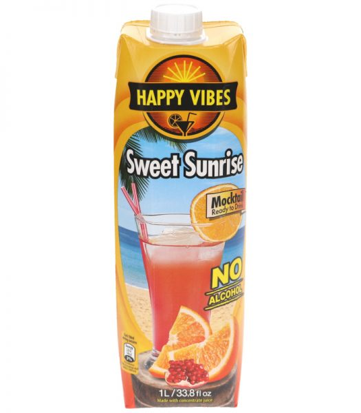 Sweet Sunrise Mocktail - 25% rabatt