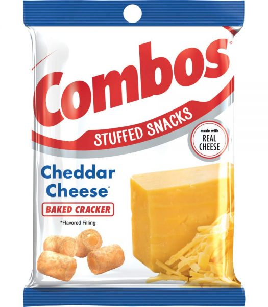 Combos Cheddar Cheese Cracker 178g